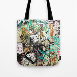 Bad Wolf Tote Bag
