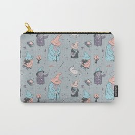 Funny Wizards Carry-All Pouch