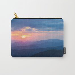Sunset in Tennessee Carry-All Pouch
