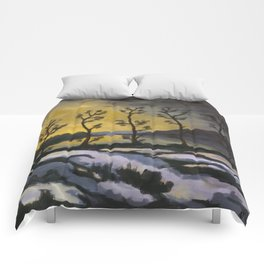 Forever lonely trees (The Danish Girl interpretation) Comforters