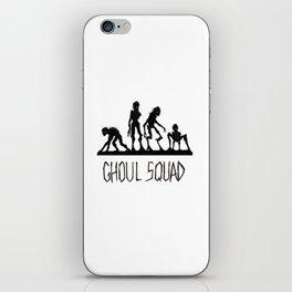 Ghoul Squad iPhone Skin