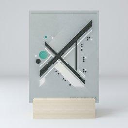 windsor locks Mini Art Print