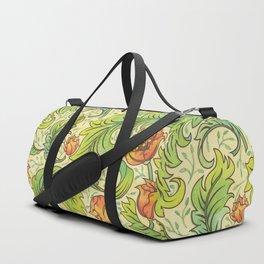 Nouveau Flowers Duffle Bag