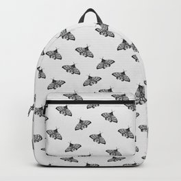 Moth_quote Backpack