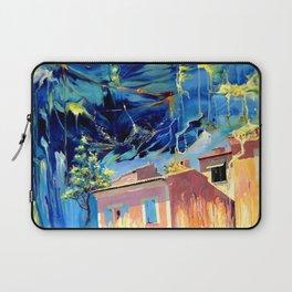 Night & Day - Provence, France. Laptop Sleeve