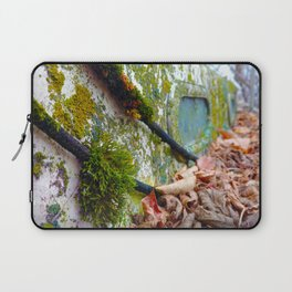 Shroud of Moss - Sailboat Series #2 Laptop Sleeve