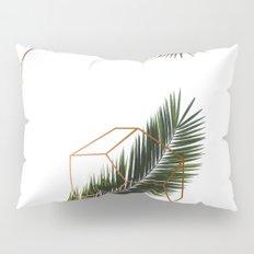 Palm + Geometry V2 #society6 #decor #buyart Pillow Sham