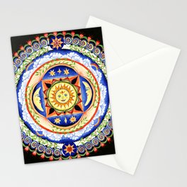 Celestial Lullaby Stationery Cards