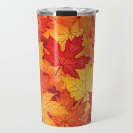 Autumn leaves #10 Travel Mug