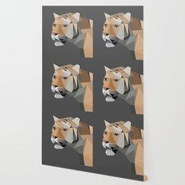 Tiger Illustration Wallpaper