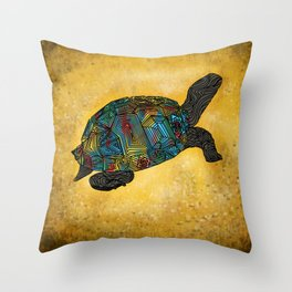 Tortus Throw Pillow