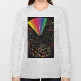 Reflections of Black Long Sleeve T-shirt