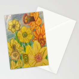 Daffies Stationery Cards