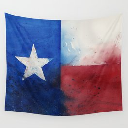 Flag of Texas Wall Tapestry