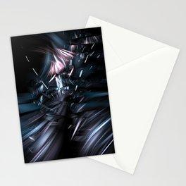Oscillating Shards  Stationery Cards