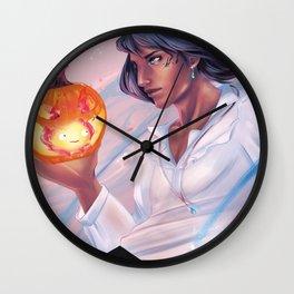 Howloween Wall Clock