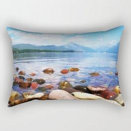 Rocks Rectangular Pillow
