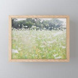 In a Field of Wildflowers Framed Mini Art Print