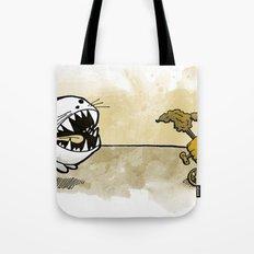 Were-Rabbit Tote Bag