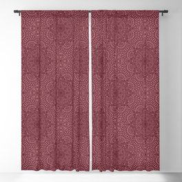 Mandala 54 Blackout Curtain