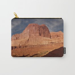 Park Avenue at sunset. Carry-All Pouch
