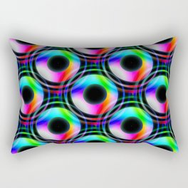 Retro 45 Rectangular Pillow