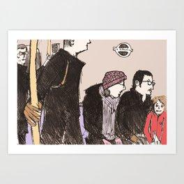 tube life Art Print