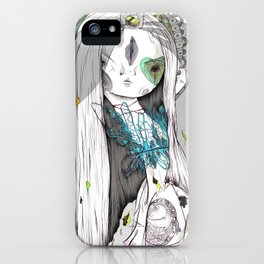 Melancholia, What's Your Rhythm? iPhone Case