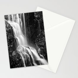 Avalon Falls - Black & White Stationery Cards