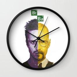 BrBa Wall Clock