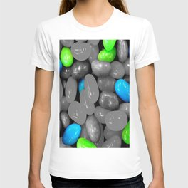 Blue jelly T-shirt