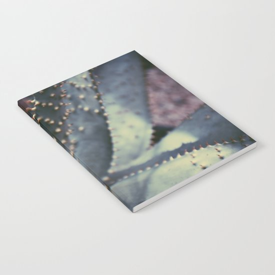 Prickly Succulent Notebook