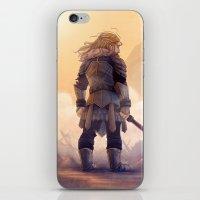 fili iPhone & iPod Skins featuring Fili by MaliceZ