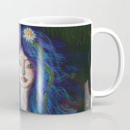 Women in Water Coffee Mug