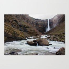 Foss One Canvas Print