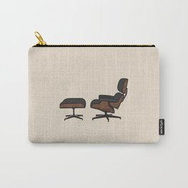 TFP #1 Eames Lounge Carry-All Pouch