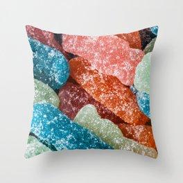 Sour Patch Kids 01 Throw Pillow