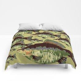 Sun Fish Comforters