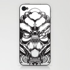 Mass Effect. Garrus Vakarian iPhone & iPod Skin