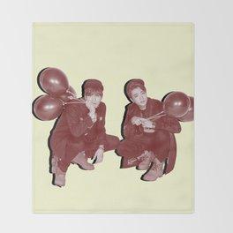 Yugyeom & Youngjae Throw Blanket