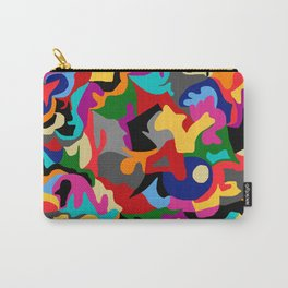 Unconscious colorful Carry-All Pouch