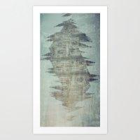 milan Art Prints featuring Milan by TheSiro