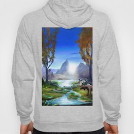 Light from the Mountains Hoody