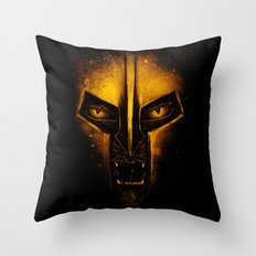 The Protector Throw Pillow