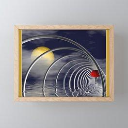 framed pictures -11- Framed Mini Art Print