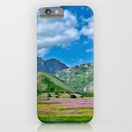 alai kyrgyzstan south iPhone Case