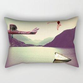 Coste de oportunidad Rectangular Pillow