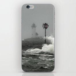 Annisquam Lighthouse iPhone Skin