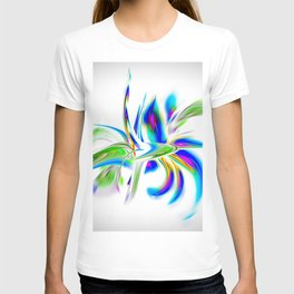 Abstract perfection - Flower Magical T-shirt