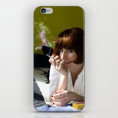 Mia, Pulp Fiction iPhone & iPod Skin
